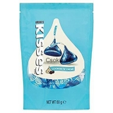 Hershey's kisses cookies'n'cream 80 g