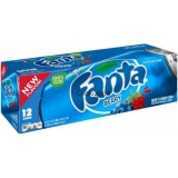 Fanta berry 355ml USA