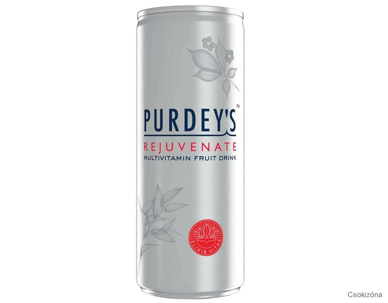 Purdey's rejuvenate 250ml
