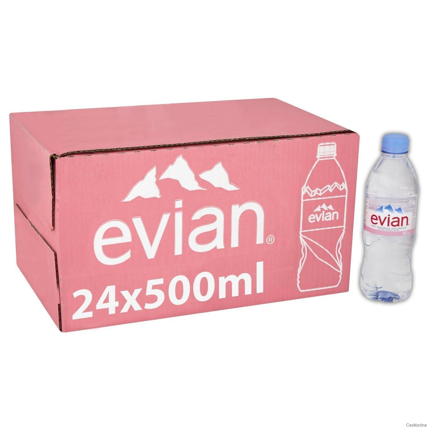 Evian 500 ml x 24 db