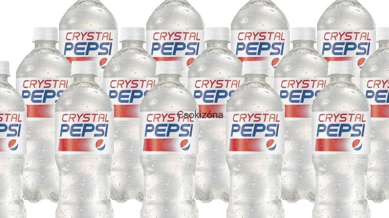 Crystal Pepsi 591ml