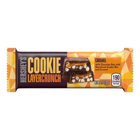 Hershey's cookie caramel crunch 39g