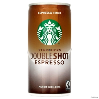 Starbucks Double Shot Espresso 200 ml
