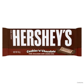 Hershey's cookies'n'chocolate 43g