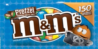 M&M's pereces drazsé 33 g