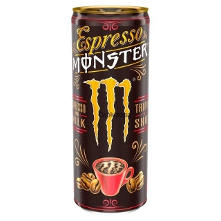 Monster Energy espresso triple shot 250 ml